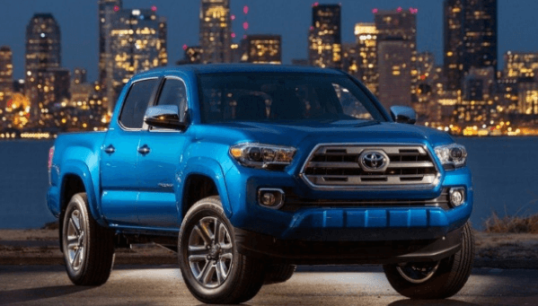 2021 toyota tacoma diesel redesign specs and release date