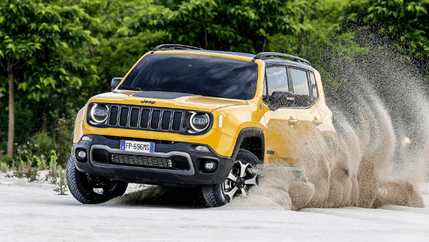 2021 JEEP RENEGADE Changes, Specs and Redesign
