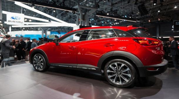 2021 Mazda CX-3 Redesign, Interiors and Release Date