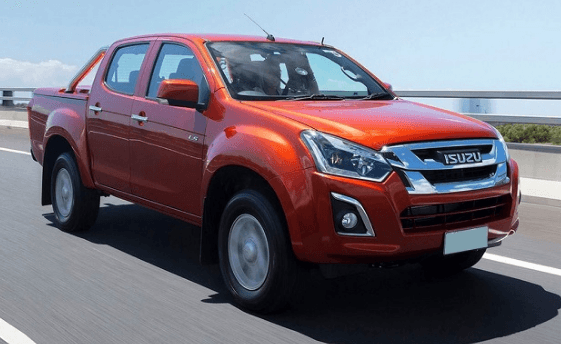 2020 Isuzu D-Max Engine, Redesign and Powertrain
