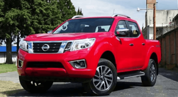 2021 nissan frontier engine redesign and release date