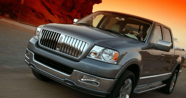 2021 Lincoln Mark LT Pickup Truck Interiors, Changes and Redesign