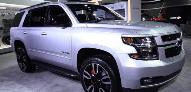 2020 Chevrolet Tahoe RST Specs, Engine , and Release Date ...