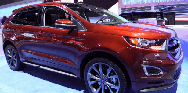2020 Ford Edge Sport Changes, Specs and Redesign | Top ...
