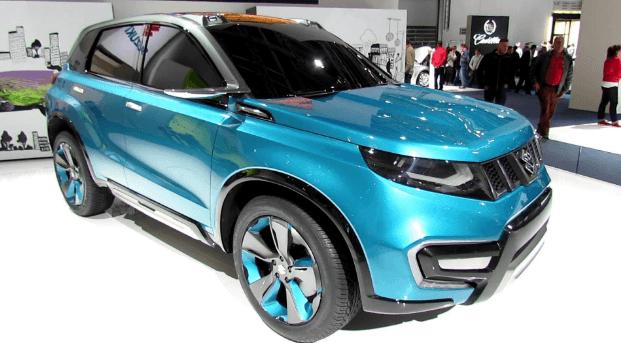 2020 Suzuki Vitara Engine, Specs and Redesign