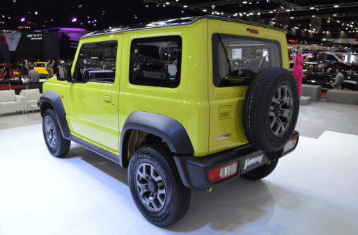 2020 Suzuki Jimny Changes, Specs and Release Date