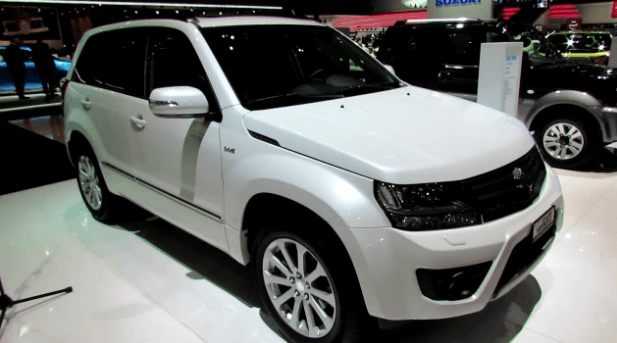 2020 Suzuki Grand Vitara Changes, Specs and Release Date