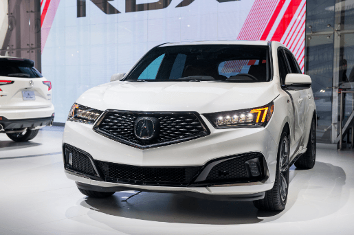 2020 Acura MDX Specs, Redesign and Concept