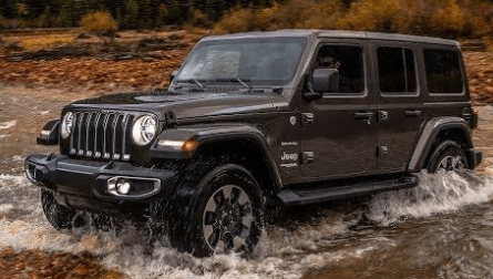 2020 Jeep Wrangler Unlimited Specs, Concept and Styling