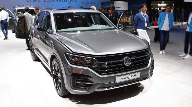 2020 VW Touareg Exteriors, Specs and Release Date