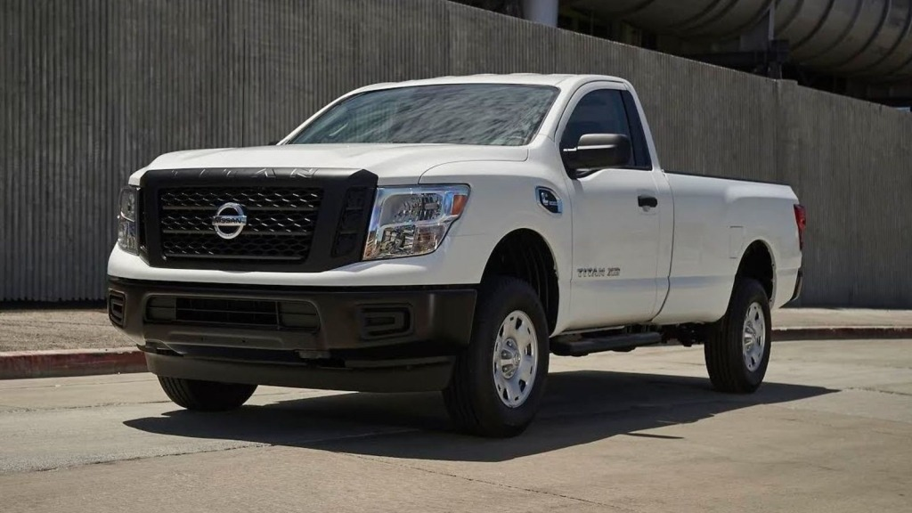2020 Nissan Titan XD Exterior   Top SUVs Redesign