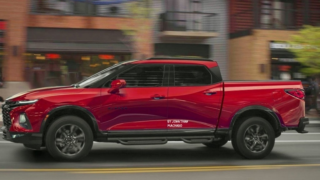 2021 chevrolet colorado specs