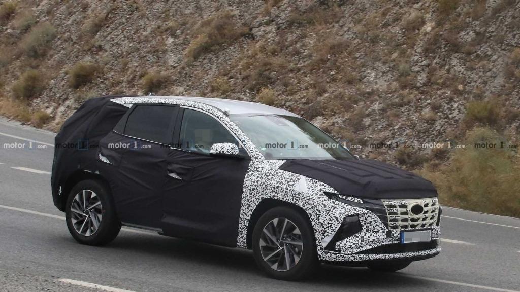 2021 Hyundai Tucson Wallpaper | Top SUVs Redesign