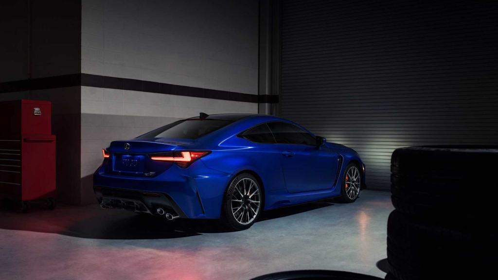 2021 Lexus RC F Spy Shots | Top SUVs Redesign