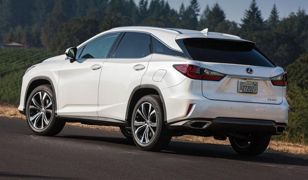 2021 Lexus RX350 Price   Top SUVs Redesign