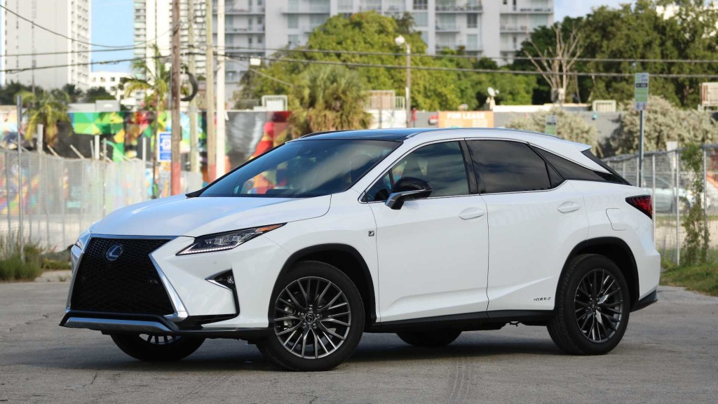 2021 lexus rx350 redesign price specs and release date
