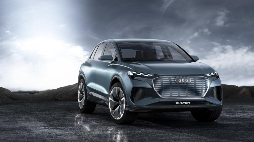 2022 Audi Q2 Spy Shots