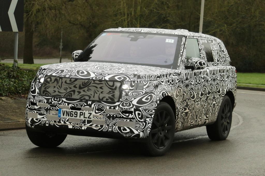 2022 Range Rover Sport Powertrain
