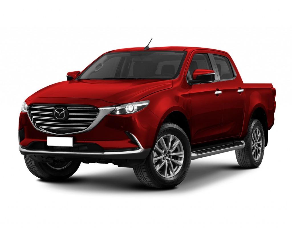2021 Mazda BT-50 Pickup Truck: Rumors, Redesign, Price ...