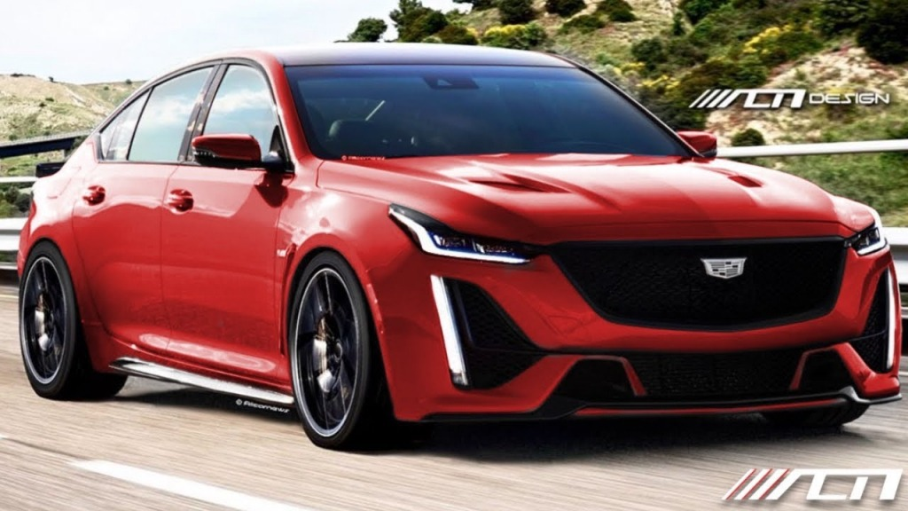 2021 cadillac ctsv specs release date and performance